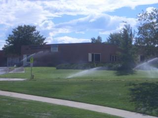 school watering