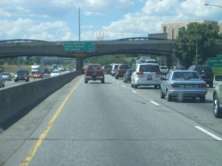 traffic in denver