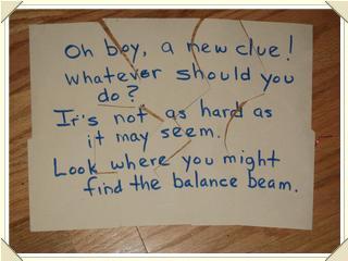 second clue
