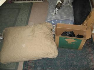 Bed and Box