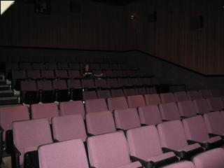 C in the theatre