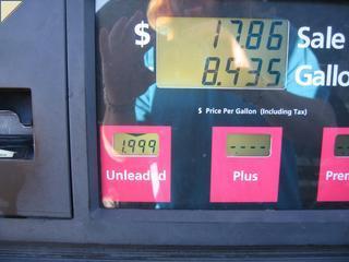 1.99 gas!